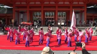 2012年4月8日(日)に京都市で開催された「第8回 京都さくらよさこい」、...