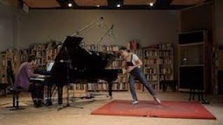 Conrad Tao, piano - Caleb Teicher, tap dance