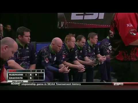 2014 PBA League Semifinal - Philadelphia Hitmen vs. Silver Lake Atom Splitters