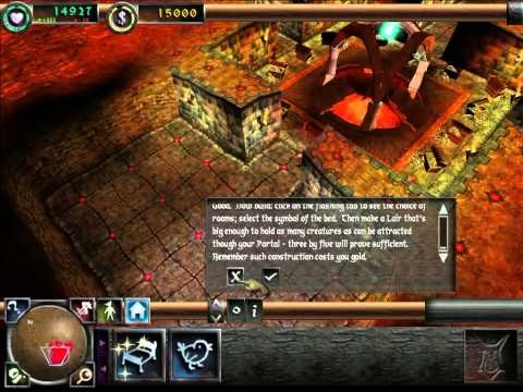 Let's Play Dungeon Keeper 2 #01 It still is good, to be bad. Welcome back Keeper (Smilesville)