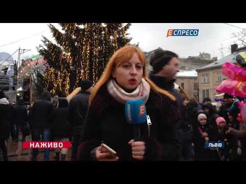 У Львові відбувається Міжнародний різдвяний фестиваль