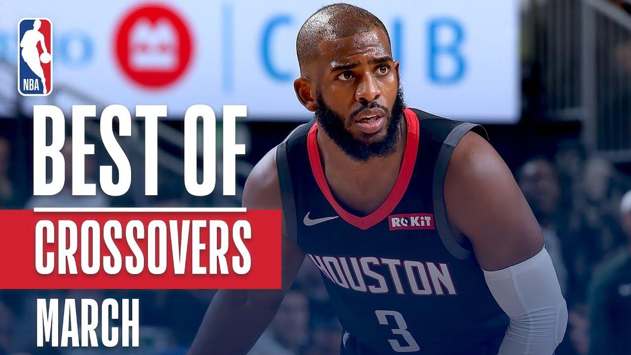 NBA's Best Crossovers | March 2018-19 NBA Season