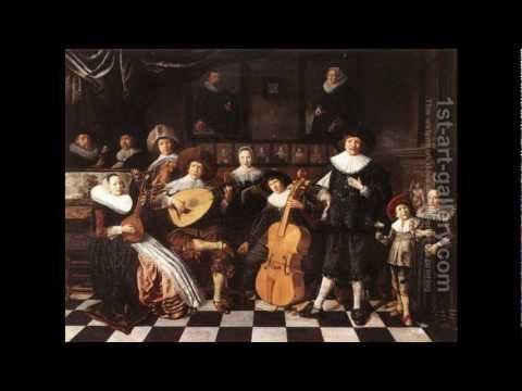 Crumhorn Consort - Tielman Susato - Allemande I-II Renaissance Music