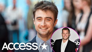 Daniel Radcliffe Admits He's 'Very Obsessed' With 'The Bachelor' & Isn't Afraid To Show It | Access