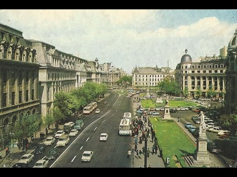 Radio Bucharest - December 1989 - IS/ID & announcement