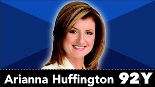Arianna Huffington with Barbara Walters: Thrive