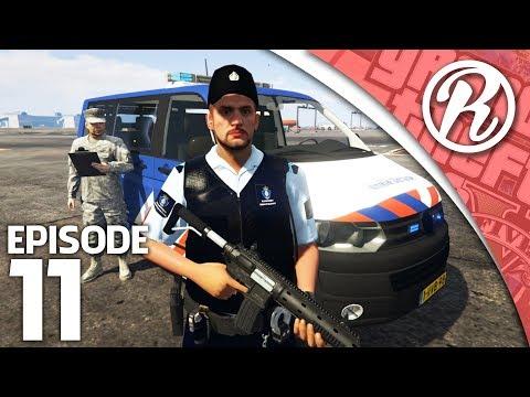 [GTA5] ROY ZOEKT BAAN BIJ DE MARECHAUSSEE!! - Royalistiq | Roy Zoekt Baan #11