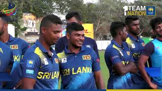 Sri Lanka Emerging Team beat Afghanistan by 1 Wicket at CCC