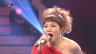 Vietnam's Got Talent 2014 - ĐÊM TRÌNH DIỄN & CÔNG BỐ KQ BK 7 -  Trần Thu Hà