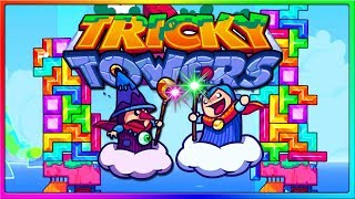 This Game Loves Me! | Tricky Towers Gameplay
