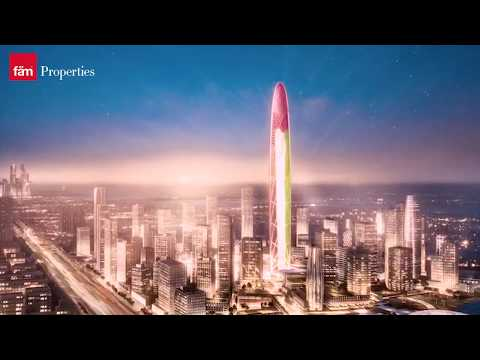 New Mega Project, Burj Jumeirah in Downtown Jumeirah Dubai