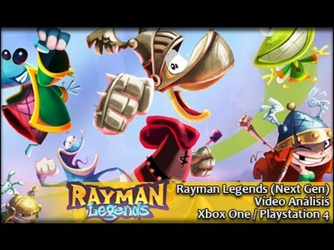 Rayman Legends (Next Gen) PS4 XOne | Análisis español GameProTV