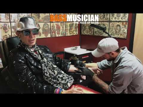 Bass Musician Magazine Interviews FREEKBASS  PART 3