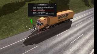 Repeat youtube video Euro Truck Simulator 2 mod Autostop