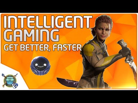 Get Better FASTER by Playing Smarter!  Intelligent Gaming Gu