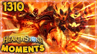 Good Ol' Rag WILL ALWAYS FIND THE RIGHT SPOT!! | Hearthstone Daily Moments Ep.1310