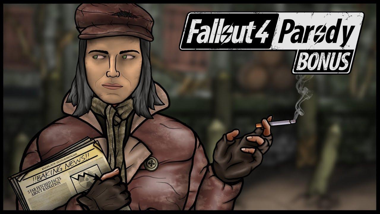 Fallout Parody Game