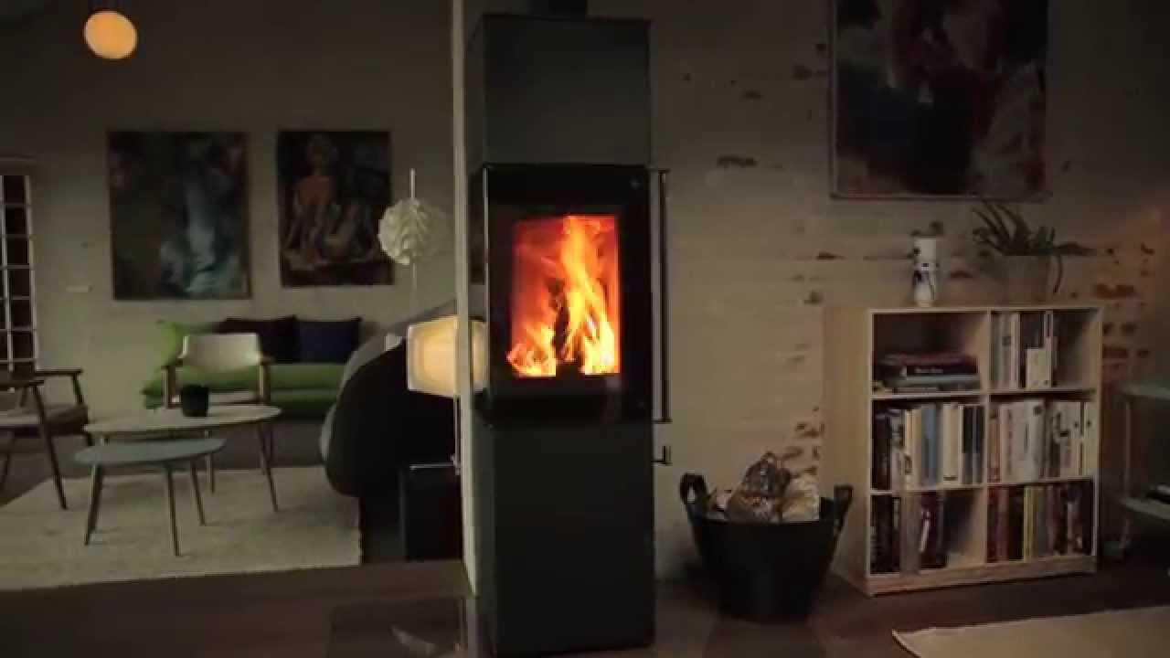 jydepejsen panorama kaminofen bei youtube. Black Bedroom Furniture Sets. Home Design Ideas