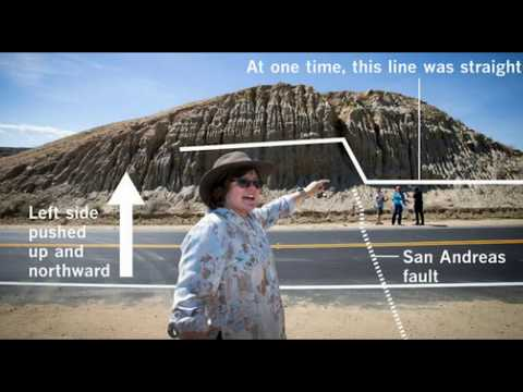 Experts Believe San Andreas Fault 'Mega Quake' Could Start at California's Salton Sea