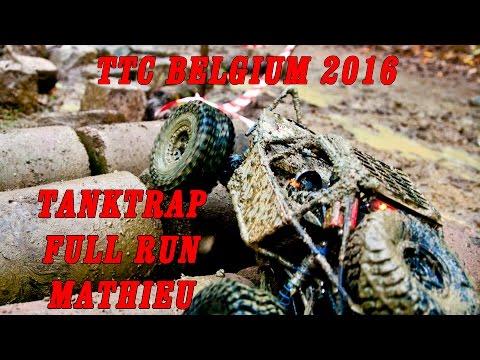 TTC 2016 Belgium RC 2.2's Top Truck Challenge Full run Matthieu
