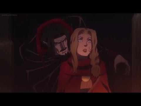 Castlevania (Netflix) Lisa meets Dracula 1/3