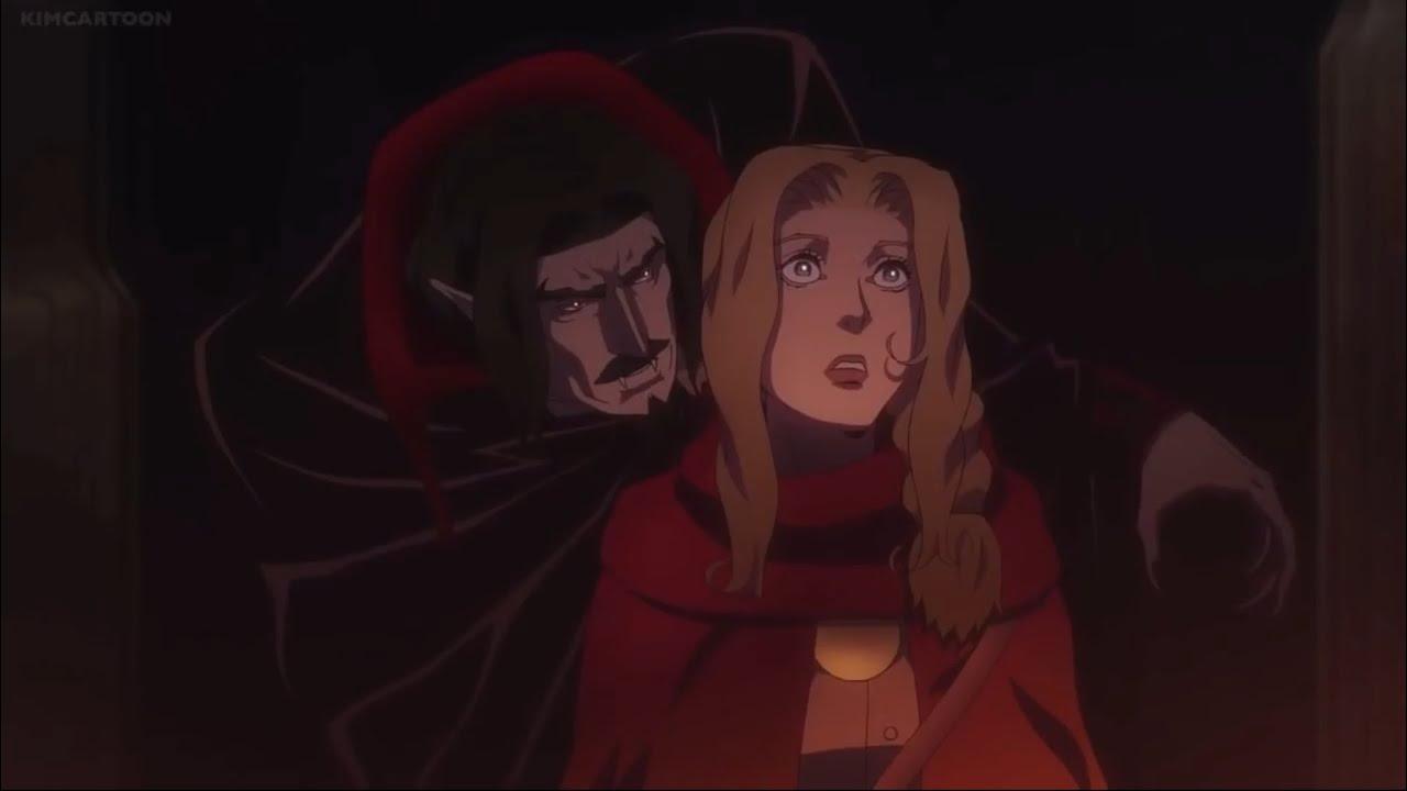 Download Castlevania (Netflix) Lisa meets Dracula 1/3