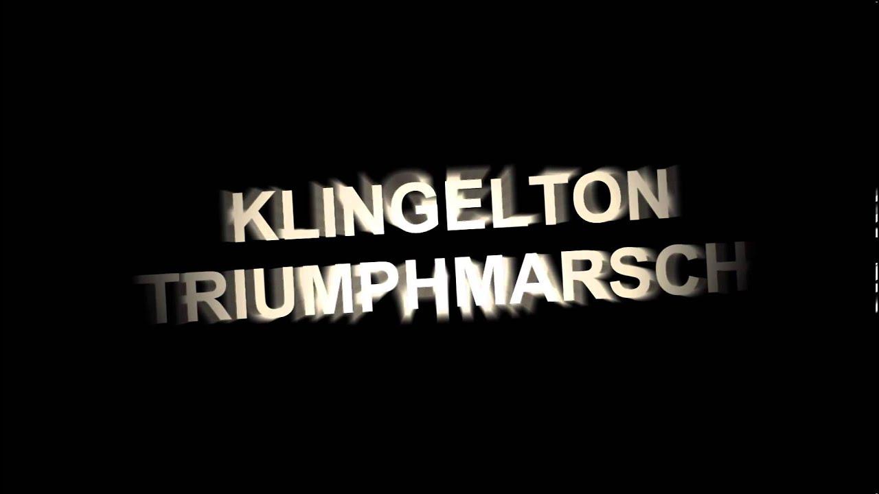 Klingelton Triumphmarsch
