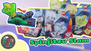 Lego Ninjago Spinjitzu Slam đập để xoáy lốc ToyStation 420