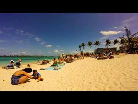 Junkanoo Beach Nassau Bahamas 2017