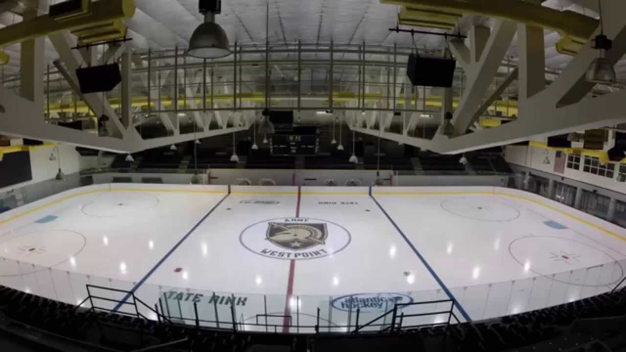 how to make a hockey rink