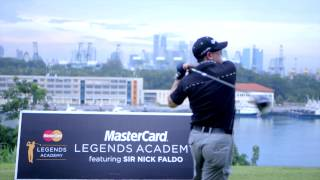 MasterCard Legends Academy Singapore