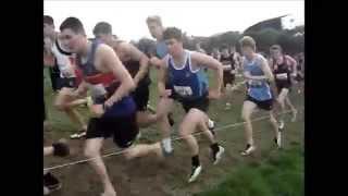 2014 new zealand secondary schools cross country championships senior boys