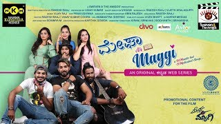Megha alias Maggi Web-Series Trailer