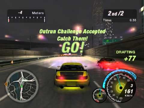 NFS U2 (Honda S2000) - YouTube