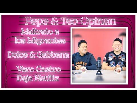 Guanajuato  Dolce & Gabbana  Dior  Amanda Bynes  Migrantes Pepe & Teo Opinan