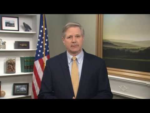 1/10/2015 Sen. John Hoeven (R-ND) Delivers GOP Address On The Keystone Jobs Bill