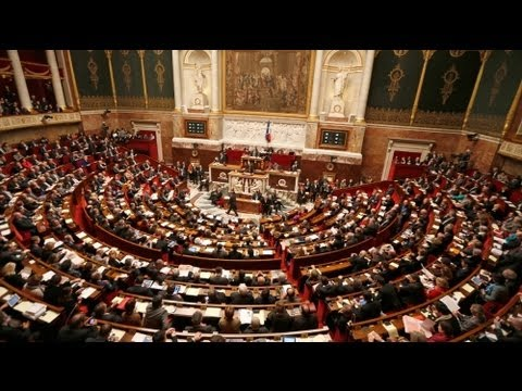 'Marriage for all' a step closer in France after MPs' vote