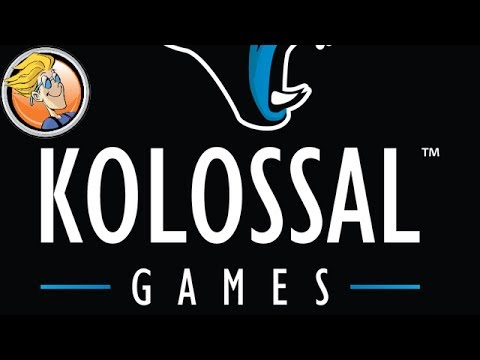 Kolossal Games — publisher announcement at Origins Game Fair 2017