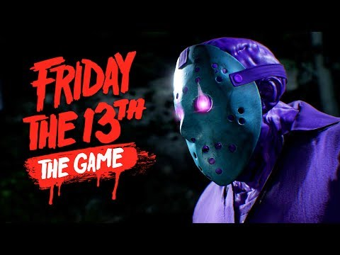 NEW RETRO JASON DLC!! (Friday the 13th Game)