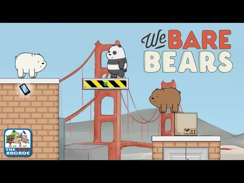 We Bare Bears: Out of the Box – Help the Bros find the San Fran Exits (Cartoon Network Games)