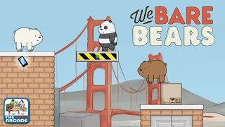 We Bare Bears: Out of the Box - Help the Bros find the San Fran Exits (Cartoon Network Games)