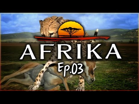 Afrika | PS3 | Ep.03 - The Chase.
