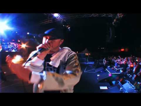 Bliss n Eso - Beatbox - Running On Air Live