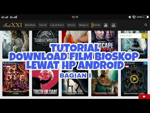 cara download film di cinemaindo dengan hp (android) part 1