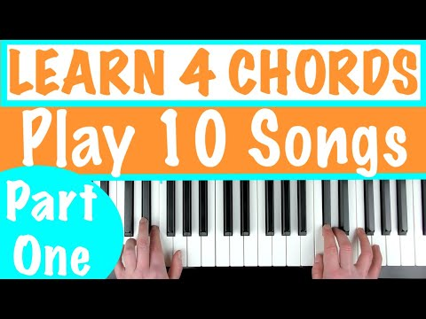 learn-4-chords-and-play-10-songs-on-piano- -easy-beginner-piano-tutorial