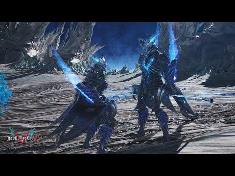 Devil May Cry 5 Vergil Mod & Vergil Vanilla DLC Comparison Showcase |