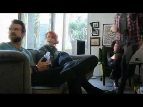 Slowed interview - Paramore w/ producer