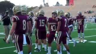 Southwestern College Jaguars Football Season Opener 9-6-2014