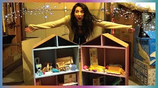Opening My Old Dollhouse After 20 YEARS!