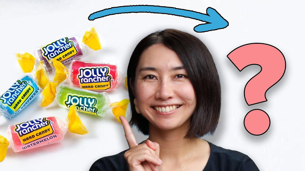 Download Can Rie Make Jolly Ranchers Fancy?